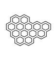 honey of set icon vector image