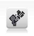 radio repair icon vector image vector image