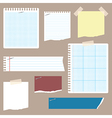 NotePaper 1 vector image