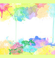 abstract celebratory background vector image