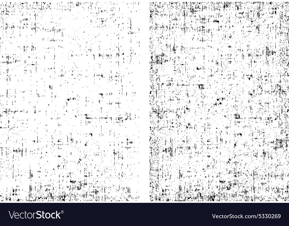 Two dirt grunge texture ready to overlay any vector