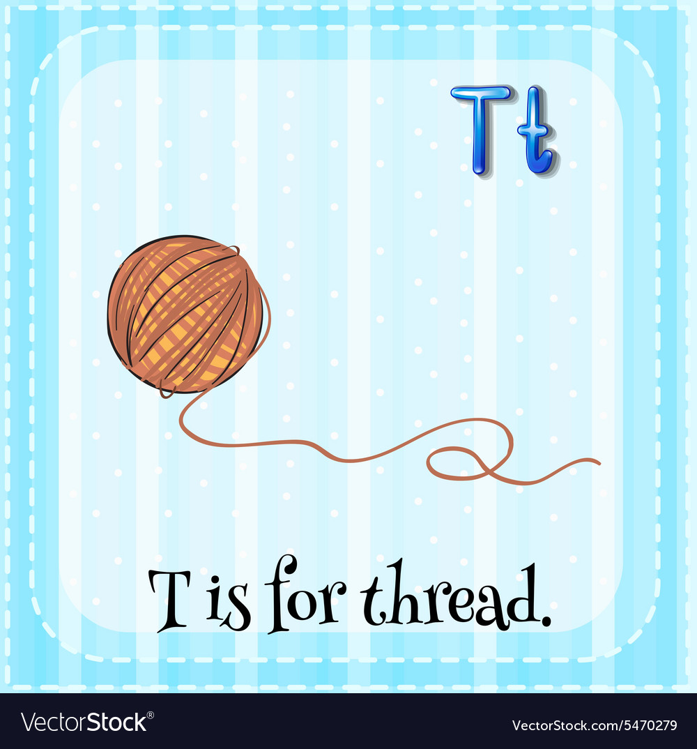 Thread vector