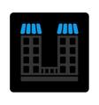 Company icon vector image