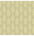 Beige abstract seamless background vector image vector image
