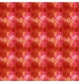 Red abstract seamless texture vector image vector image