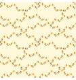 seamless pattern with abstract pattern waves vector image