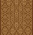 openwork seamless pattern vector image
