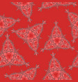 pattern in oriental style vector image vector image