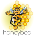 Mister Beehive vector image