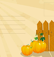 Thanksgiving Day postage vector image