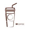 Coffee 5 Coffee cup vector image vector image