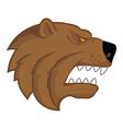 Logo bear vector image