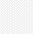 Seamless White Brick Texture vector image