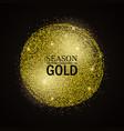 goldspot vector image