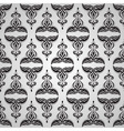 seamless vintage floral pattern seamless vector image vector image