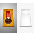 Packaging Design vector image
