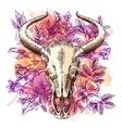 Boho style print for T-shirt vector image