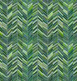 scribble seamless pattern green vector image