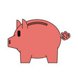 piggy bank icon image vector image vector image