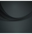 background with curve line element vector image