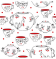 cup spot vector image