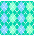 retro argile pattern vector image vector image