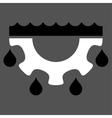 Water Service Icon vector image