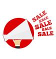 Sale Promotion Concept vector image