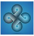 infinite symbol vector image