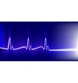 Cardiology test vector image