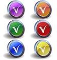 Validation icon vector image