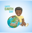 world environment day design vector image