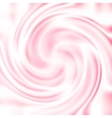 rasperry cream vector image vector image