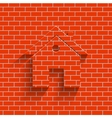 real estate background vector image vector image