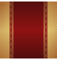 crimson background vector image vector image