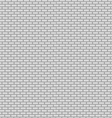 Gray brick wall vector image