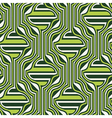 ornate geometric seamless pattern vector image