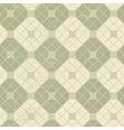 Light vintage squared seamless pattern geometric vector image