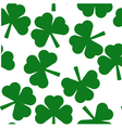 Patricks Day Seamless Background vector image
