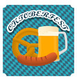 the set oktoberfest vector image