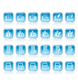 24 Business and website icons vector image vector image
