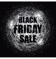 Black Friday Sale Design Banner vector image