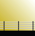 fence for background vector image