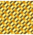 golden pattern vector image vector image
