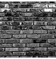 Brickwall2 vector image vector image