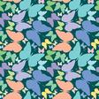 butterflies seamless vector image vector image