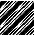 Black and white striped pattern vector image