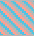 diagonal seamless striped pattern vector image