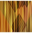 Abstract drapery vector image