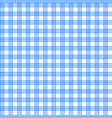 blue patterns tablecloths stylish a vector image